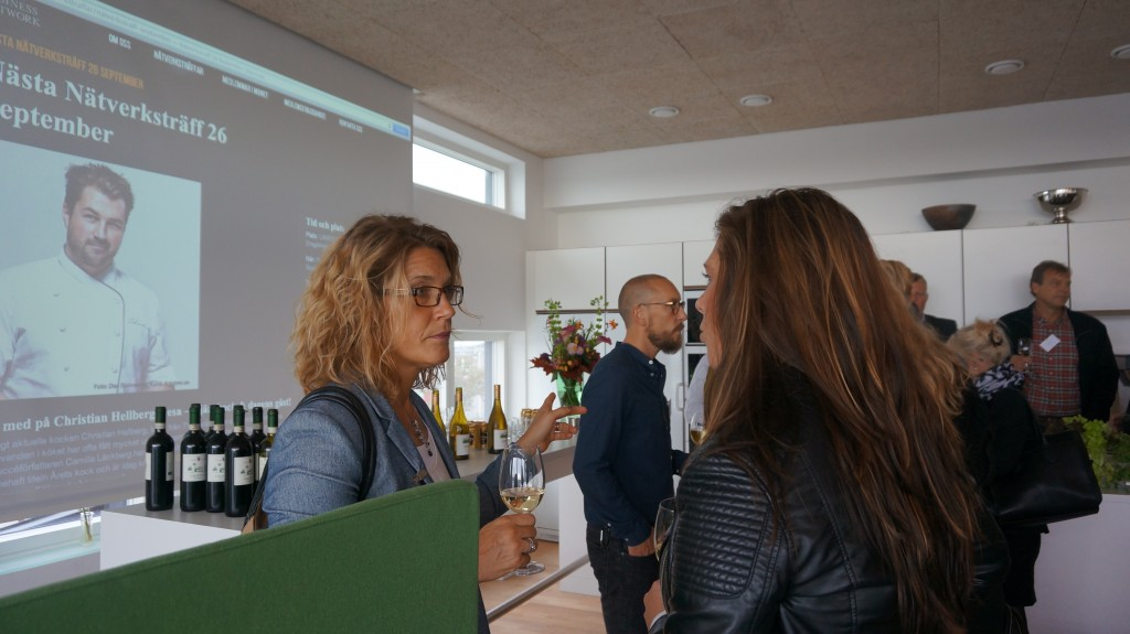 Susanna Soumah, Maria Soumah, Christian Hellberg, S. Reklam & Design, Malmö Business Network, Soumah, Event, Träff, Reklam, MBnet, Landgrens