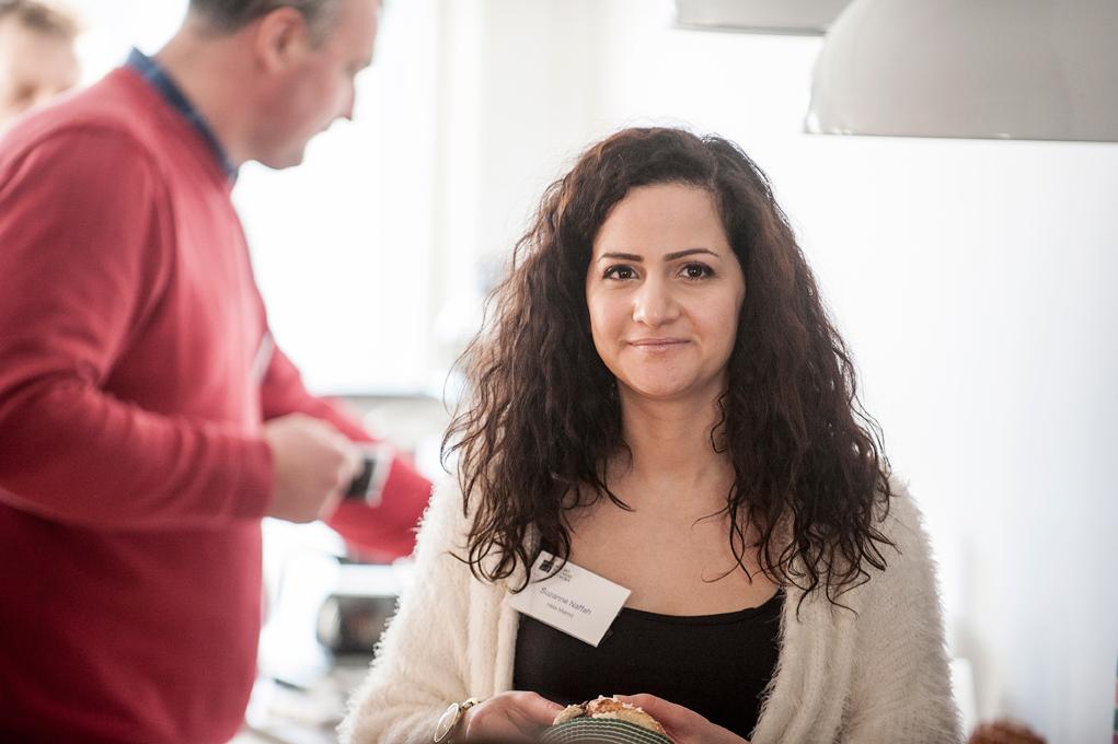 Susanna Soumah, Maria Soumah, S. Reklam & Design, Malmö Business Network, MBnet.se, Soumah, Event, Träff, Reklam, Malmö Live