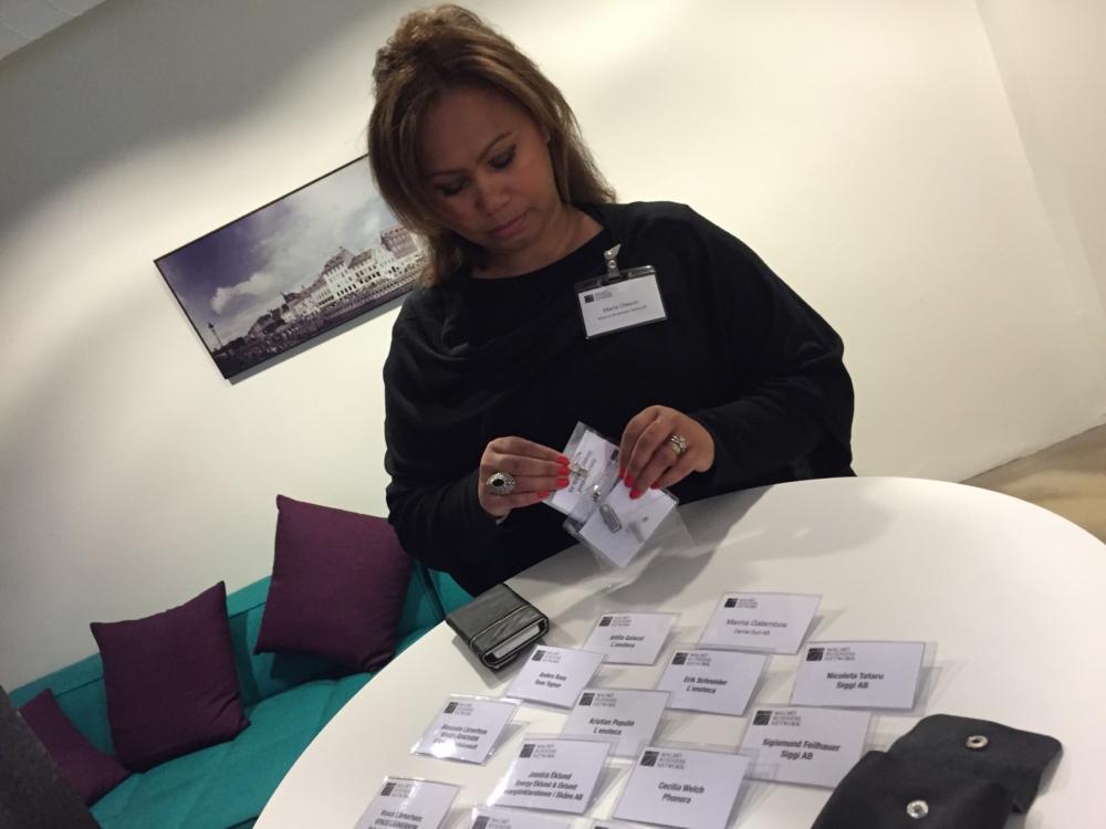 Susanna Soumah, Maria Soumah, S. Reklam & Design, Malmö Business Network, MBnet.se, Soumah, Event, Träff, Reklam, TopVisible.se